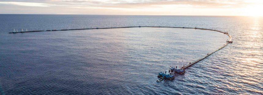 Obstáculos para limpiar la gran isla de basura del Pacífico