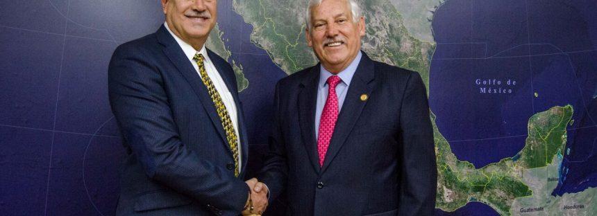 EL Dr. Pablo Arenas ratificado como director general del INAPESCA
