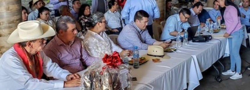"""En marcha, acciones para recuperar capacidad productiva de afectados por el huracán """"Willa"""""""