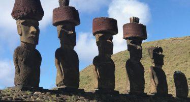 Ciencia y tradiciones milenarias se unen en la remota Rapa Nui para enfrentar los desafíos ambientales