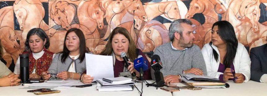 La opacidad y la mentira son los argumentos del gobierno de Michoacán para asfixiar al pueblo: Cristina Portillo