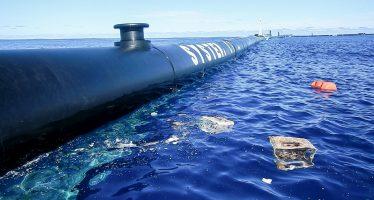 The Ocean Cleanup cierra de forma anticipada la prueba para eliminar basura del mar