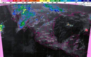 Descenso de temperaturas se prevé en el noreste, el oriente y el centro de México