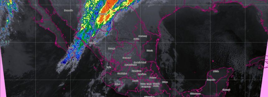 Se pronostican nevadas para zonas montañosas de Chihuahua y Durango