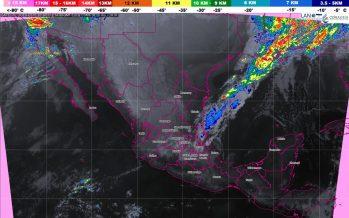 Se pronostica evento de Norte en las costas de Tamaulipas y bancos de niebla en zonas altas del noreste y el oriente de México.