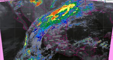 Para el noroeste y el norte de México se pronostica un marcado descenso de temperaturas