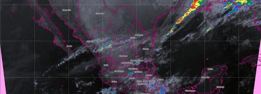 Se pronostica, evento de Norte intenso y oleaje elevado en las costas del Golfo de México, el Istmo y el Golfo de Tehuantepec