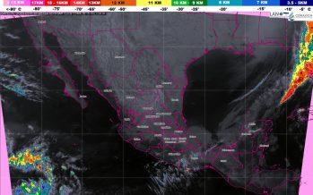 Prevén ambiente frío con posibles heladas en el norte y el centro de México