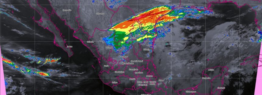 Posible nevada o aguanieve se prevé en las zonas altas de Nuevo León, durante este sábado