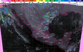 Pronostican ambiente y bancos de niebla para zonas serranas del oriente y el sureste de México