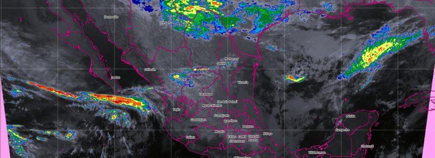 Prevén ambiente frío en la mañana en gran parte de México con bancos de niebla en zonas altas del noreste y el oriente