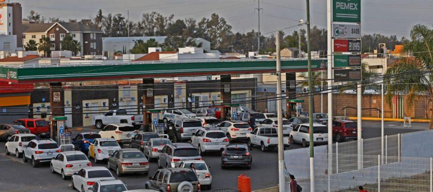 No habrá más retraso en el abasto de gasolina: Nahle