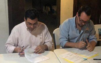 Firman convenio para impulsar economías locales, fomentar el turismo y cuidar las especies en riesgo