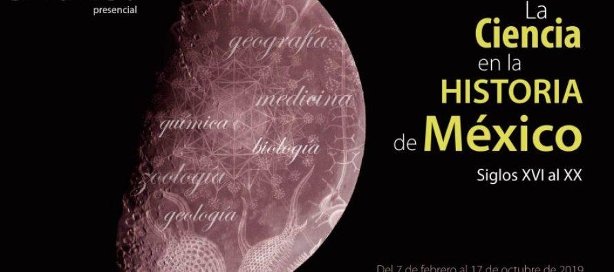 Diplomado: La ciencia en la historia de México