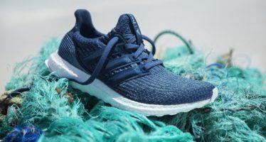 Adidas planea hacer 11 millones de pares de zapatillas en 2019 con plástico reciclado