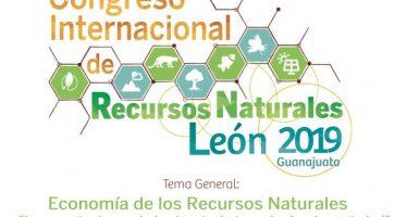 Congreso Internacional de Recursos Naturales en León, Guanajuato