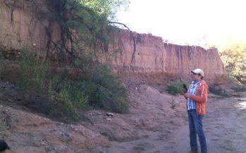 Investigan la calidad del agua infiltrada en el acuífero Tabalaopa-Aldama en Chihuahua