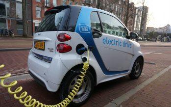China pelea por ser el líder mundial del coche eléctrico