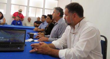Conoce INAPESCA trabajos de investigación pesquera en Yucatán