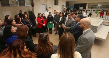 UANL inaugura en la Facultad de Trabajo Social nuevos espacios académicos
