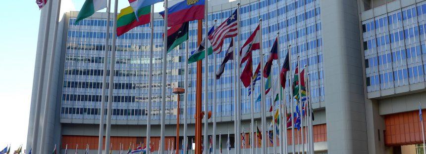 Países consideran necesario un pacto mundial por el medio ambiente