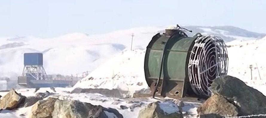 Ventiladores gigantes para despejar la contaminación en una ciudad rusa