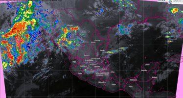 Se prevén nevadas o aguanieve en zonas altas de Baja California, así como nieblas o neblinas matutinas en el oriente y sureste del país