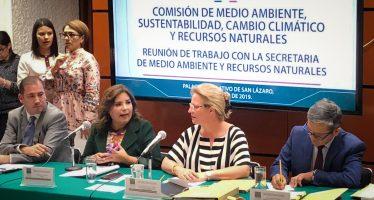 Se definen prioridades de la política ambiental federal en la actual administración