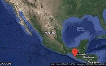 Sismo de magnitud 6,5 sacude México