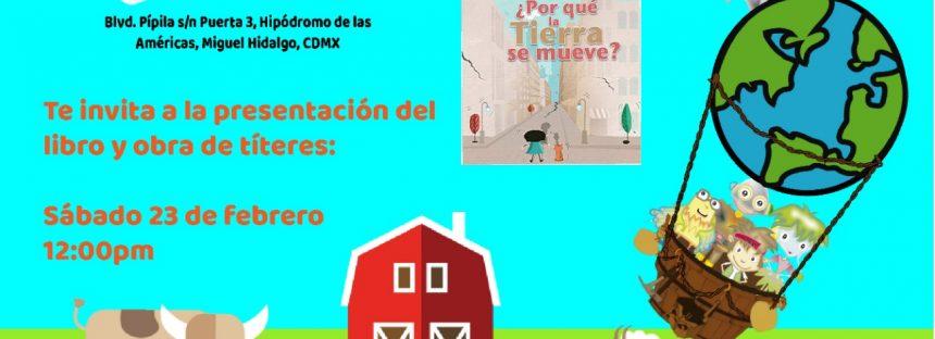 Libro y obra de títeres en Granja Las Américas