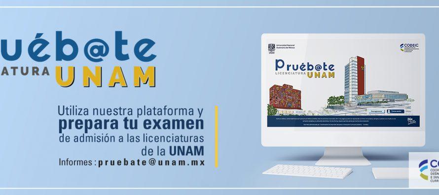 Prepárate licenciatura UNAM