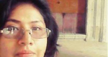 María del Rosario Reyes Santiago, experta en recursos organizacionales, realiza estancia en ECOSUR Campeche