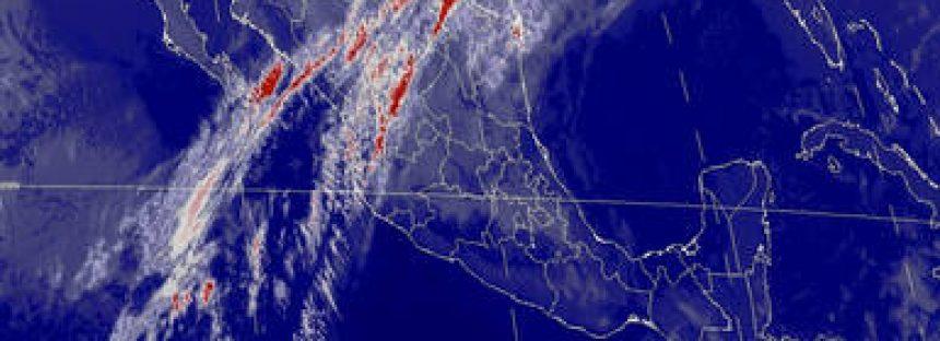 Prevén tormentas muy fuertes en Puebla, Veracruz y Oaxaca