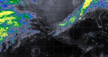 Para las próximas horas se pronostican tormentas muy fuertes en Veracruz, Chiapas y Oaxaca