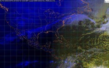 Se prevén vientos con rachas superiores a 70 km/h en Sonora, Chihuahua y Durango