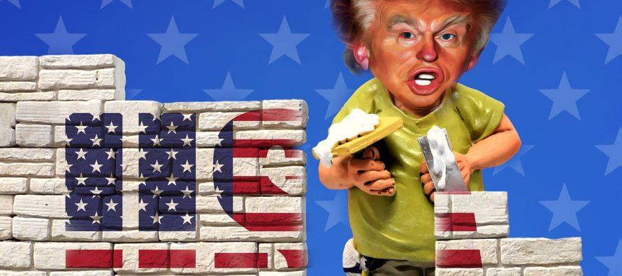Gobierno de Estados Unidos elude normas ambientales para construir el muro