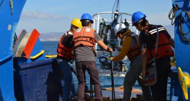 Orientado a la investigación científica, disponible tiempo de barco en el Buque Oceanográfico Alpha Helix del CICESE