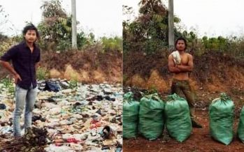 El 'Trashtag Challenge', un reto viral que busca eliminar la basura del medio ambiente