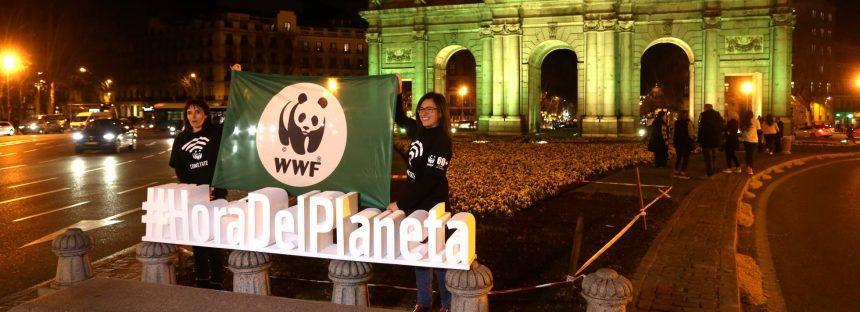 Tres retos para celebrar La Hora del Planeta