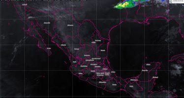 Pronostican lluvias con intervalos de chubascos, actividad eléctrica y granizo para Coahuila, Nuevo León y Tamaulipas