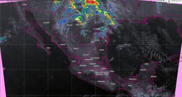 Prevén vientos de componente norte con rachas superiores a 60 km/h en el Istmo y el Golfo de Tehuantepec
