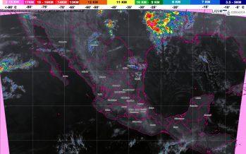 Prevén lluvias con chubascos, actividad eléctrica, vientos y torbellinos o tolvaneras en Coahuila, Nuevo León y Tamaulipas