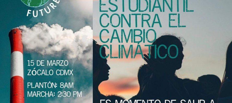 #FridaysForFuture: en huelga por el cambio climático