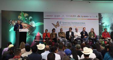 Sexto simposio internacional de investigación sobre la mariposa monarca