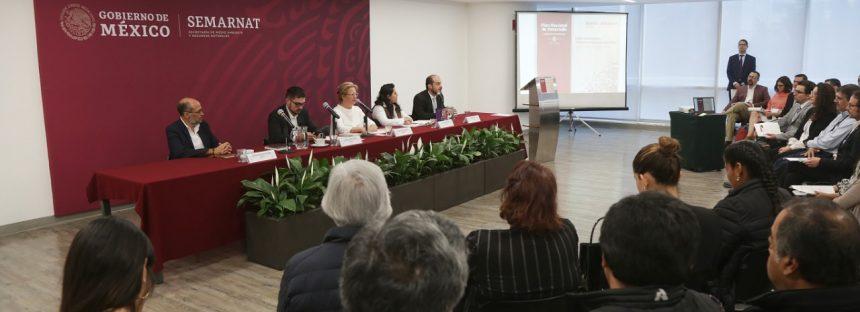 Entablan dialogo sobre eje territorio y desarrollo sostenible