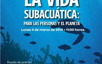 La vida subacuática: para las personas y el planeta