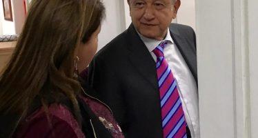 Los primeros 100 días de gobierno de AMLO comprueban que el fin de la corrupción es el nuevo modelo de política económica de México: Cristina Portillo