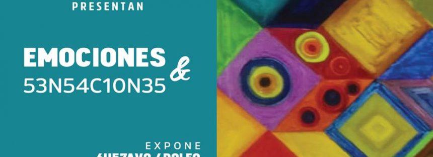 Exposición: Emociones y 53N54C10N35