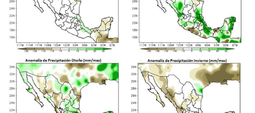 El fenómeno meteorológico El Niño y su correlación con los incendios forestales