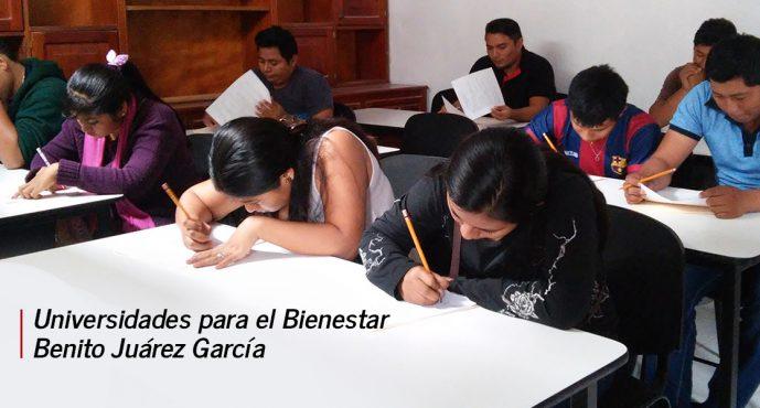 Plazas disponibles para docentes en las Universidades del Bienestar Benito Juárez García